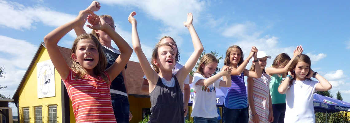 English Summer Camp Nürnberg Süd:  ab 29. Juli bis 6. September 2019